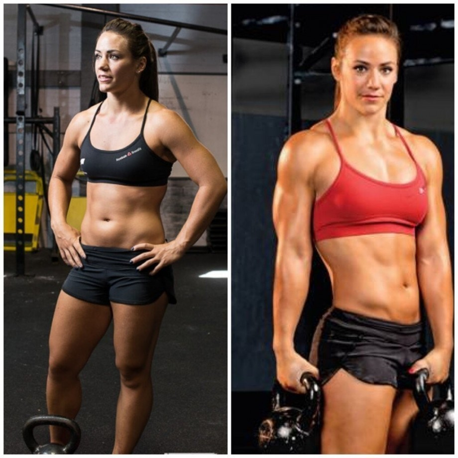 Crossfit Body Women Men and women who do