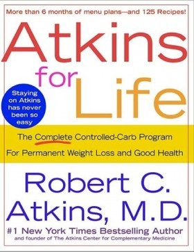 Atkins for Life - the book