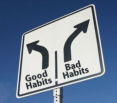 Good Habit vs Bad Habit