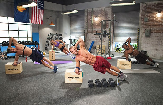 Ben Booker LTF Abs workout for a great core