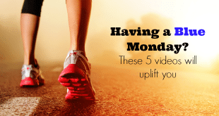 Having a blue Monday - watch these 5 videos