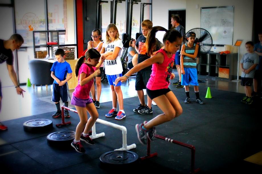 Crossfit Kids - CrossFit Bacchus