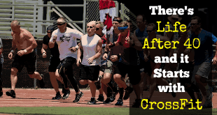 There's life after 40 and it starts with crossfit