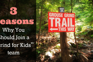 3 Reasons to Join the Grind for Kids