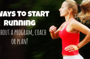 6 Ways To Start Running