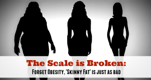 Forget the Scale Skinny Fat is Just as Bad