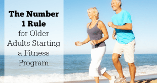 Older Adults Fitness Program