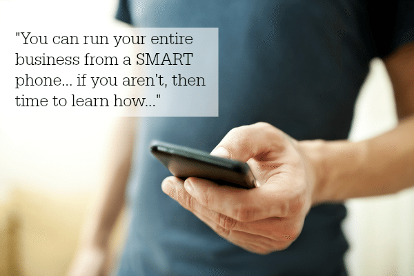 Run Your fitness Biz from your phone