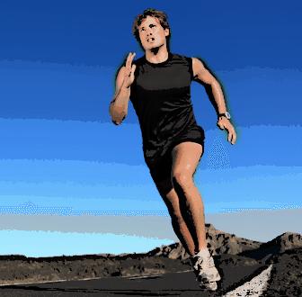 Runner Comic