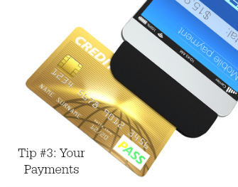 tip 3 your payments