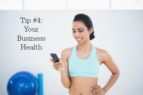 tip 4 your business health