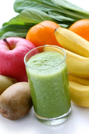 Morning Power Smoothie - Green Machine
