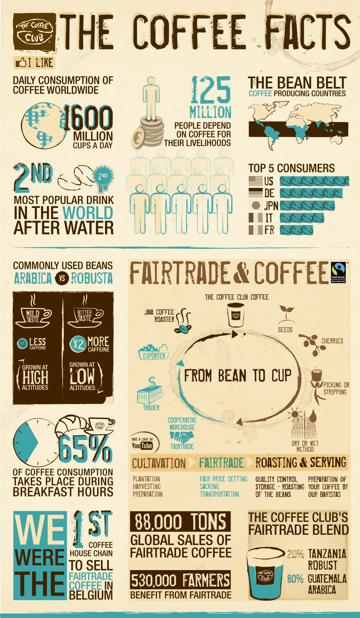 The Coffee Glossary