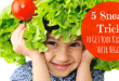 5 Sneaky Tricks to Get Your Kids to Eat their Veggies