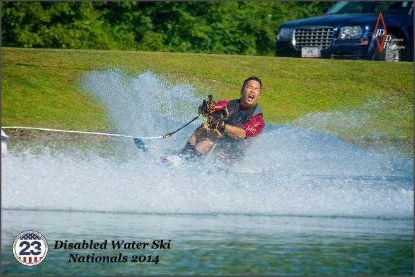 rob gosse water ski