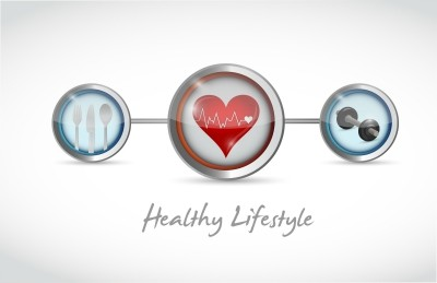 A healthy lifestyle comes as a result of the choices we make...