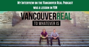 Vancouver Real podcast interview dai manuel