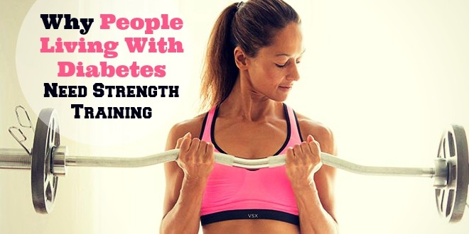 Why People Living With Diabetes Need Strength Training