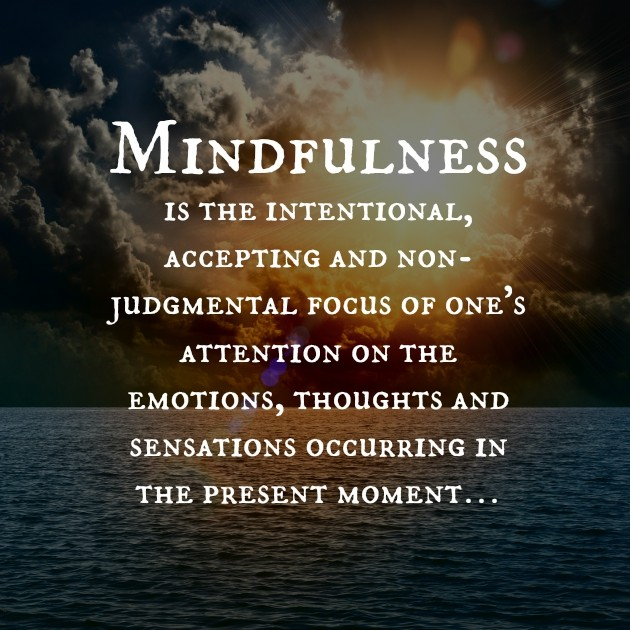 definition of mindfulness