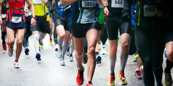 Want pain and discomfort? Try running a marathon with misaligned hips - ouch!