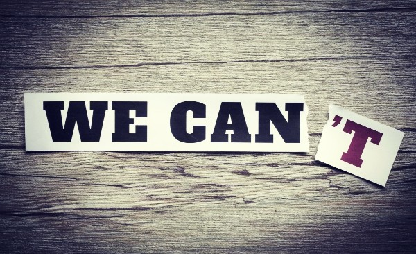 We can and we will