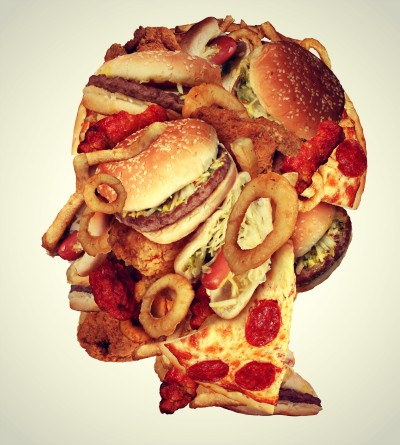 Fast Food on the brain? We are what we eat...