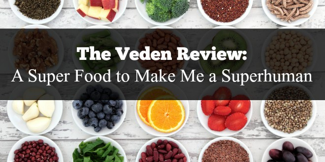 Veden: A SuperFood Review