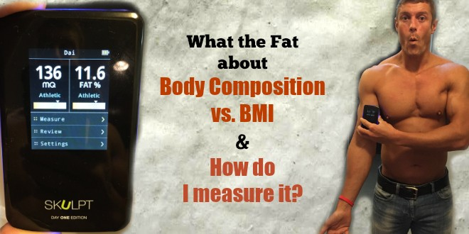 How to measure your Body Fat and Muscle Quality with ease