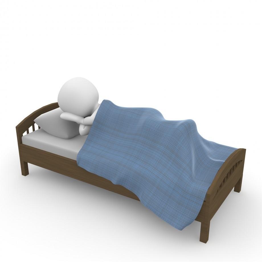Get at least 8 hours of sleep each night