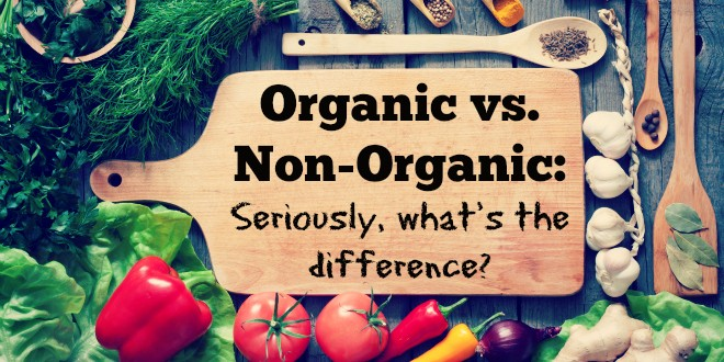 organic vs non organic In conclusion, organic crops, on average, have higher concentrations of antioxidants, lower concentrations of cd (toxic metal) and a lower incidence of pesticide residues than the non-organic comparators across regions and production seasons.