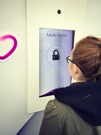 The Smart Home Entry TELUS