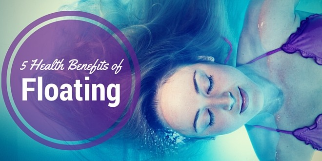5 health benefits of floating
