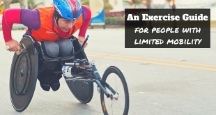 An Exercise guide for people with limited mobility
