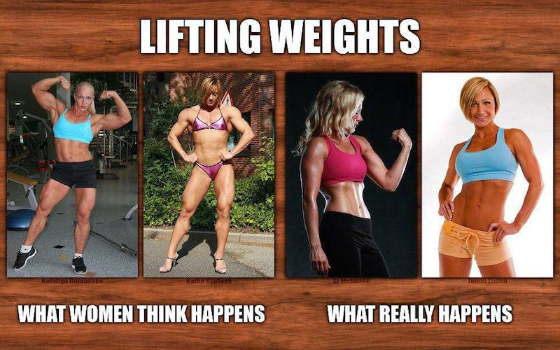 Lifing_Weights_What_Women_Think_Happens_What_Really_Happens_Meme