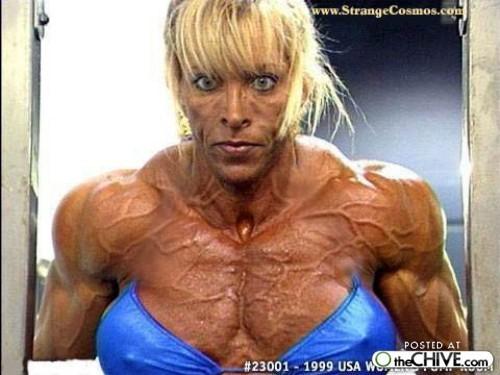 Women who weight train?