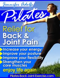 Pialtes for strong core and back pain relief. A great book for strengthening your back and core...