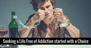 Seeking a Life Free of Addiction started with a Choice