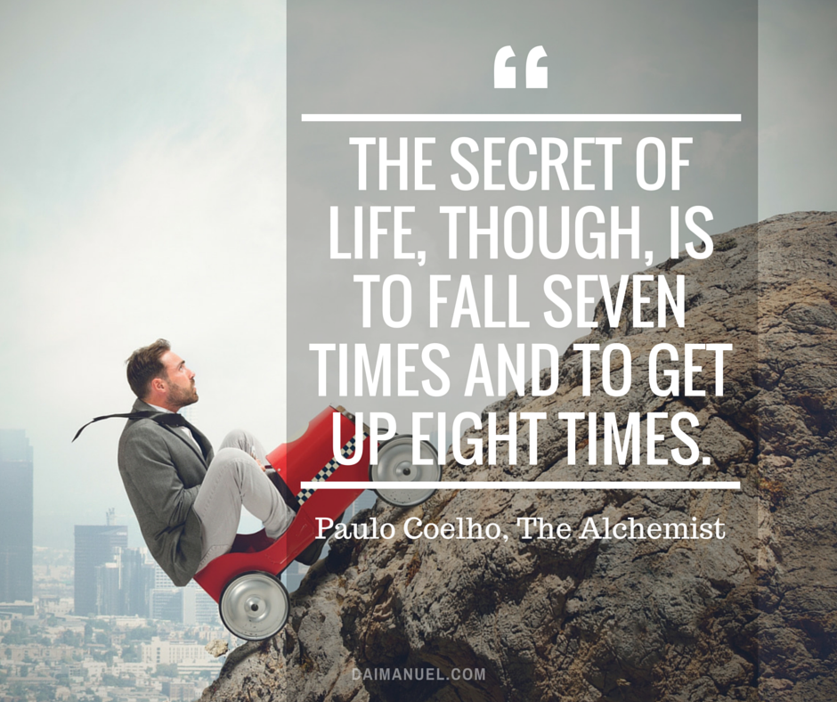 The secret to life by paulo coelho