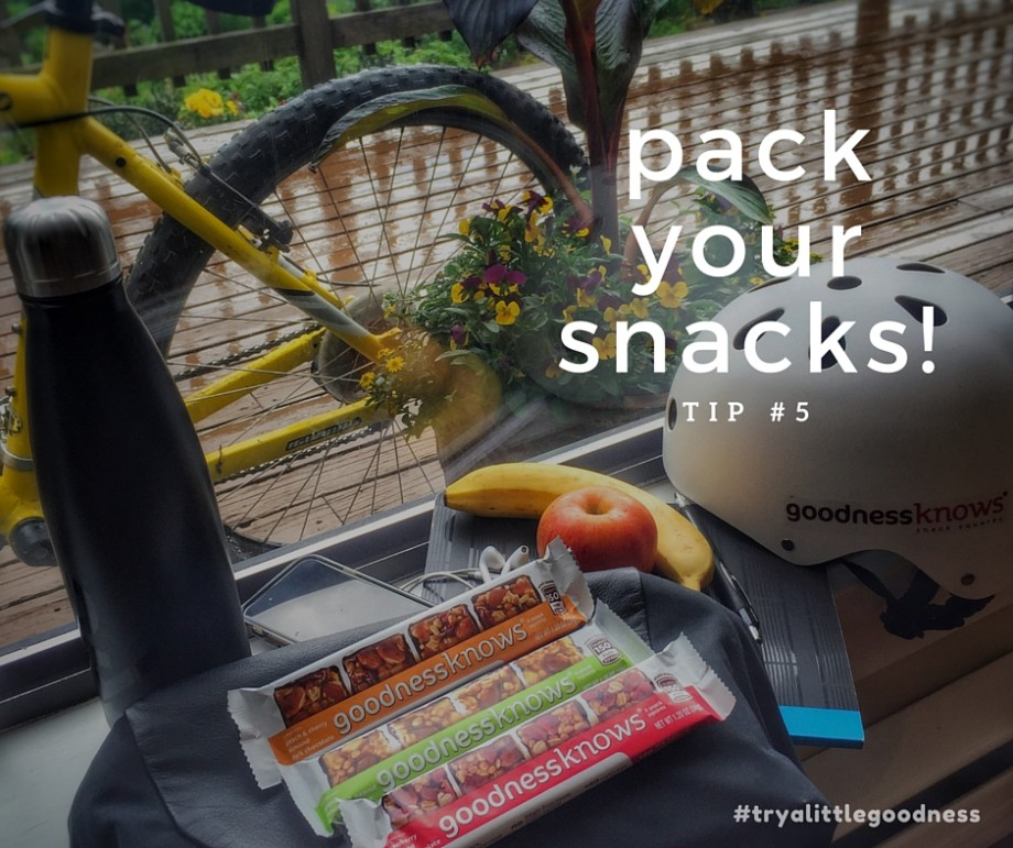 pack your snacks - tryalittlegoodness - goodnessknows