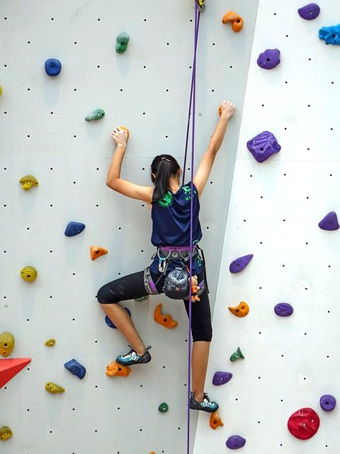 tip 3 rock-climbing for weight loss success and fun