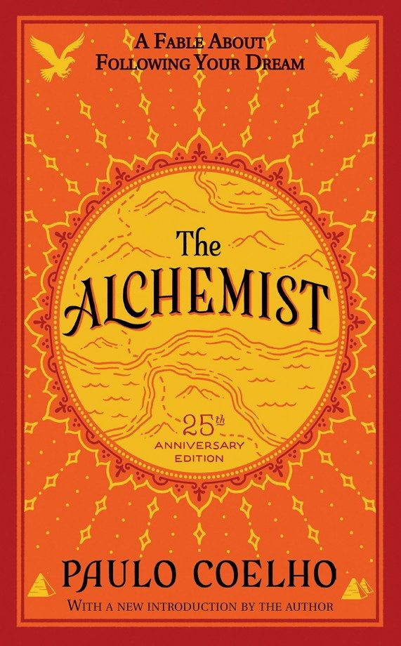 "Book Cover Art Quotes : Of the greatest and most inspiring ""alchemist quotes"