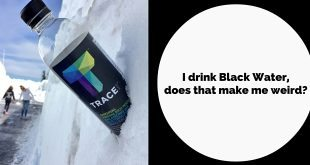 Trace Black Water Product Review