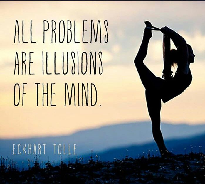 eckhart tolle quote yoga