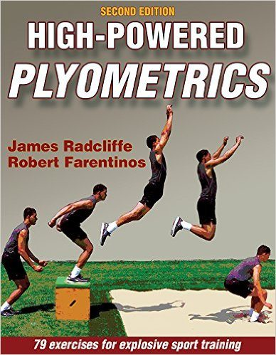 high powered plyo book cover