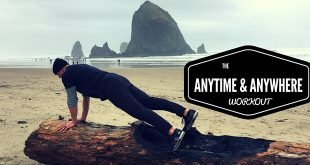 the anytime anywhere workout no equipment needed