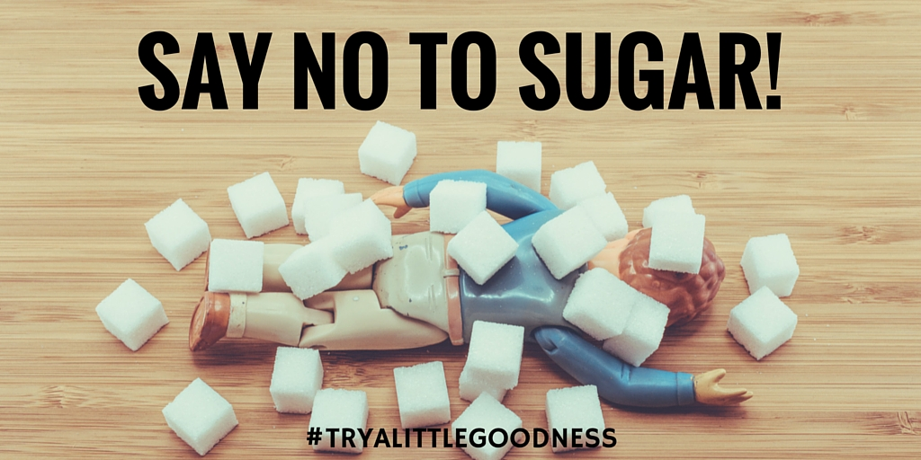 Road trip tip - say no to sugar
