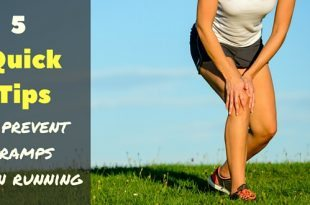 how to prevent cramping when running