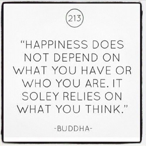 buddha quote happiness