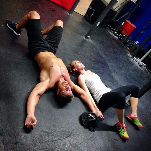 Couples that savasana together stay together