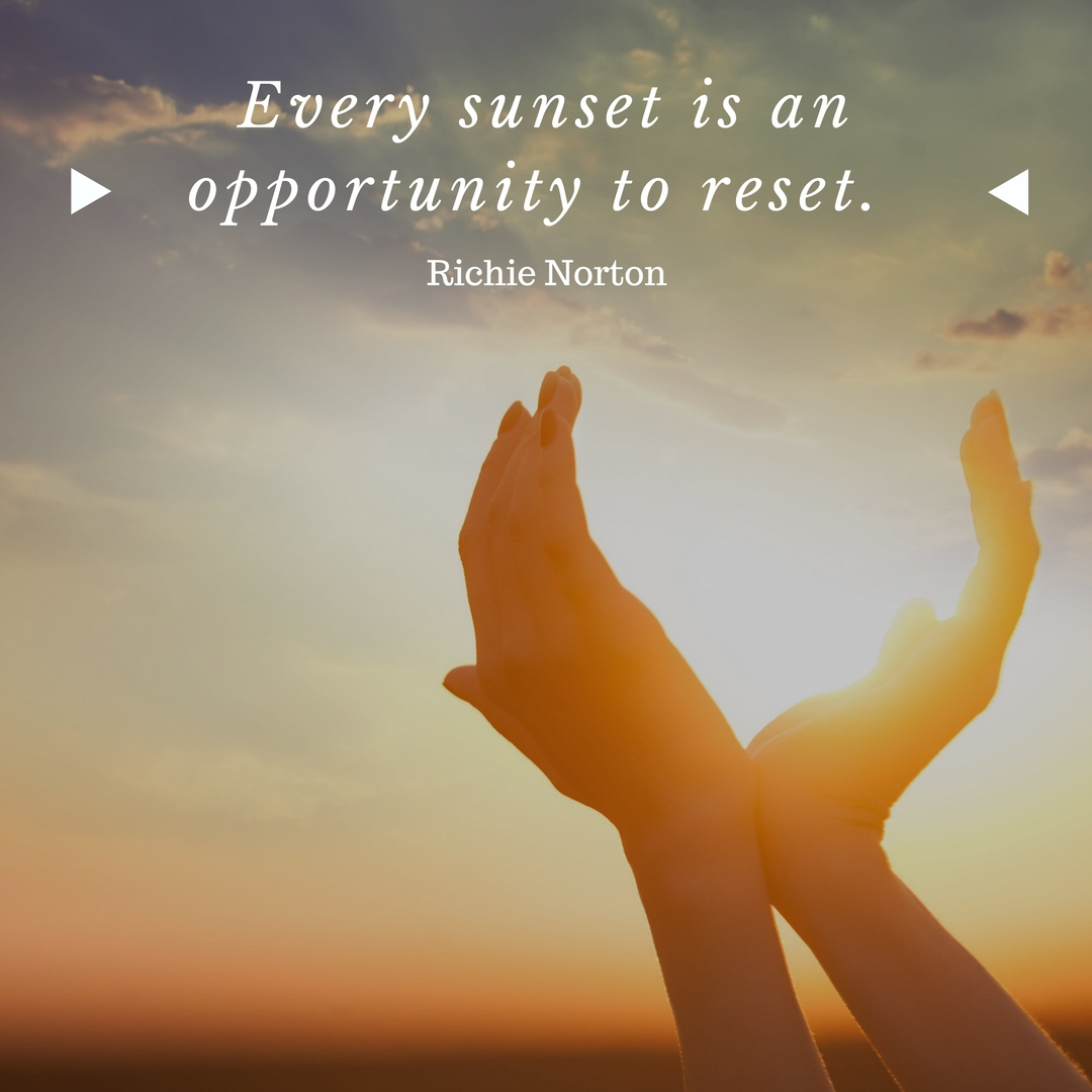 every-sunset-is-an-opportunity-to-reset